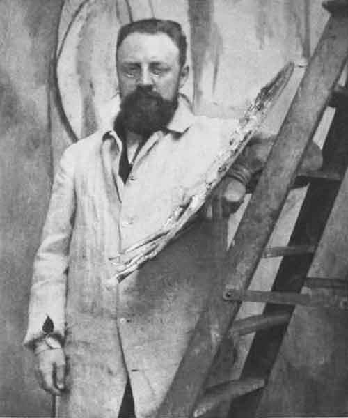 Alvin Langdon Coburn, Henri Matisse - The Culturium