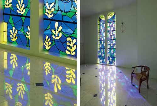 Henri Matisse, Chapelle du Rosaire de Vence - The Culturium