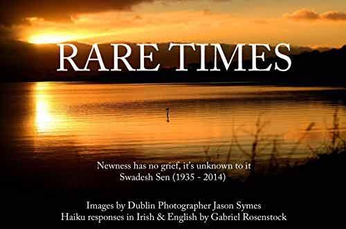 Jason Symes & Gabriel Rosenstock, Rare Times - The Culturium