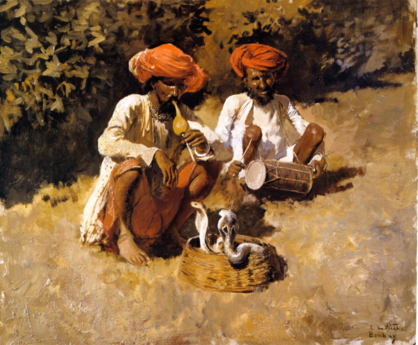 Edwin Lord Weeks, Bombay Snake Charmers - The Culturium