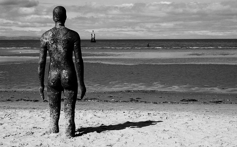 Antony Gormley: Sculpted Space Within and Without - The Culturium -
