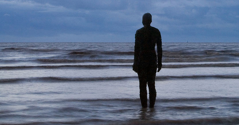 Antony Gormley: Sculpted Space Within and Without