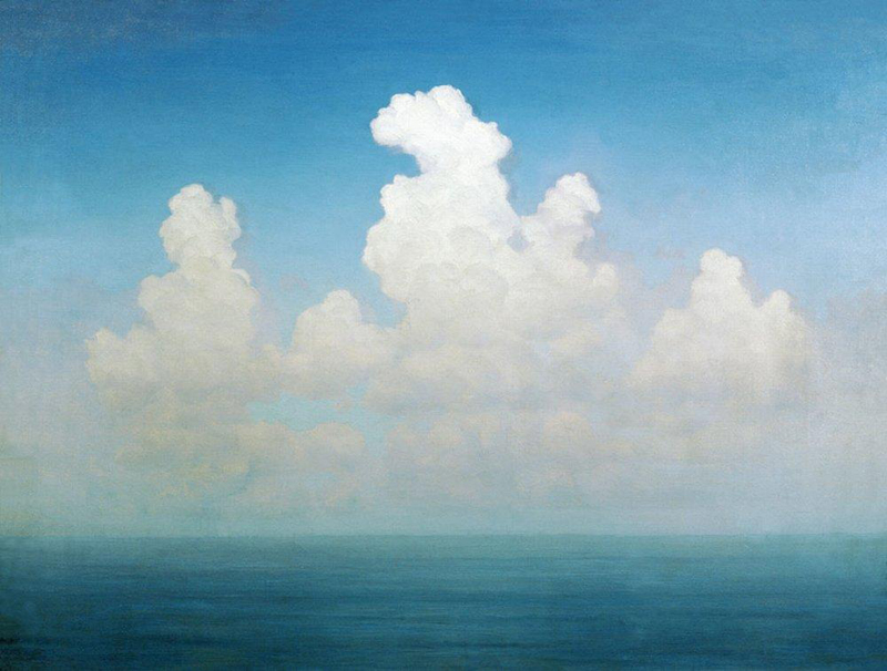 Arkhip Kuindzhi, Cloud - The Culturium