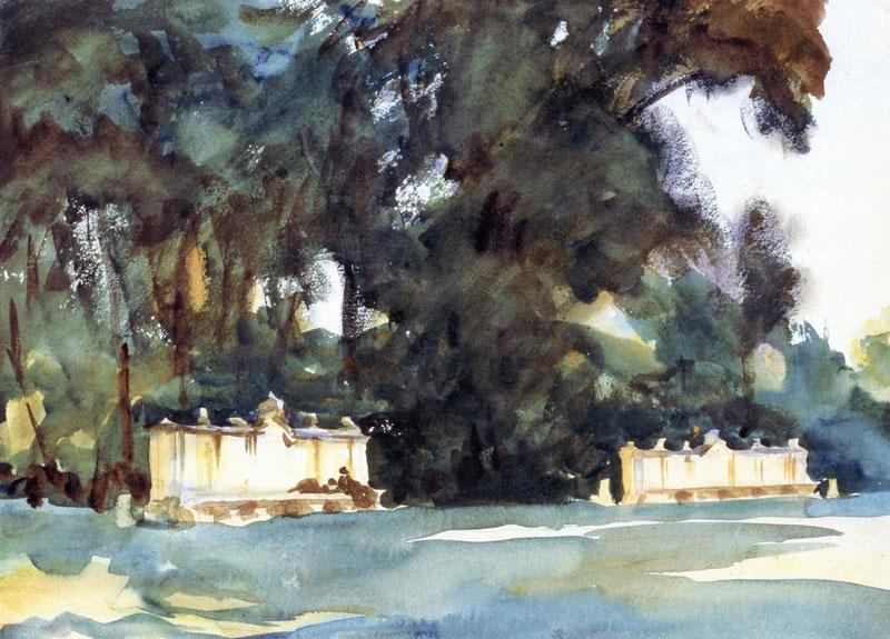 John Singer Sargent, Aranjuez - The Culturium