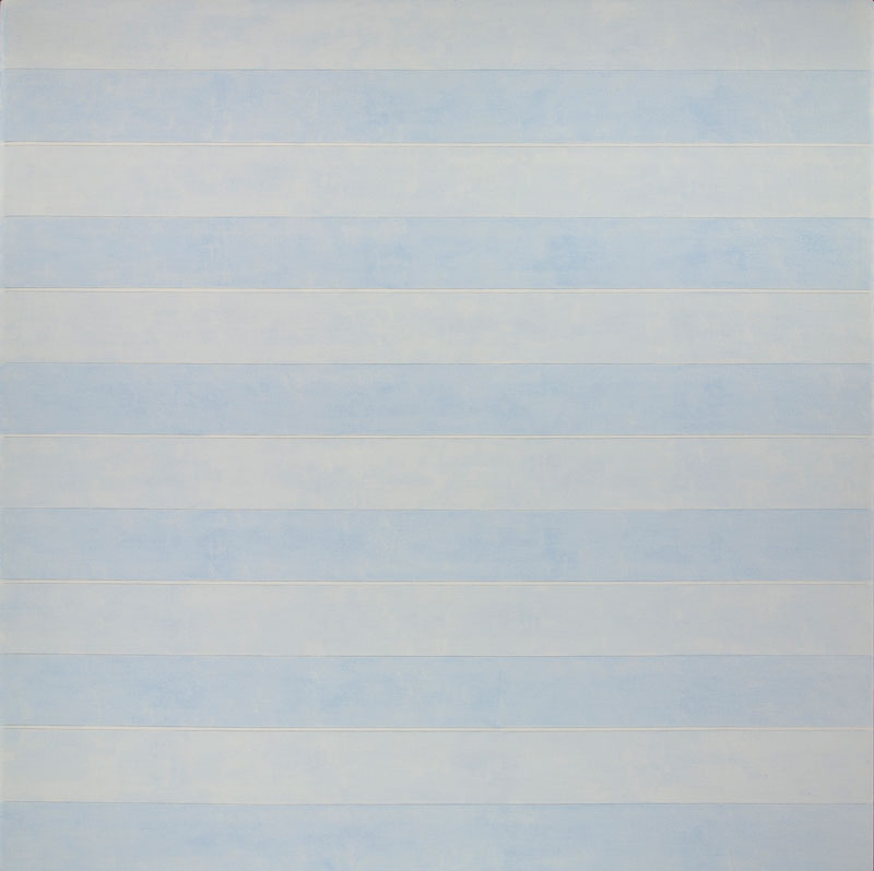 Agnes Martin, Friendship - The Culturium