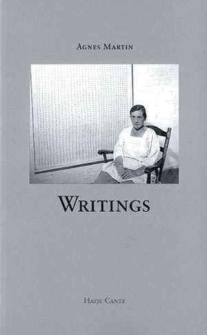 Agnes Martin, Writings - The Culturium