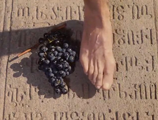 Sergei Parajanov, The Colour of Pomegranates - The Culturium