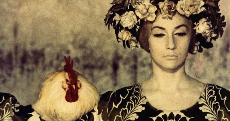 Sergei Parajanov: The Colour of Pomegranates