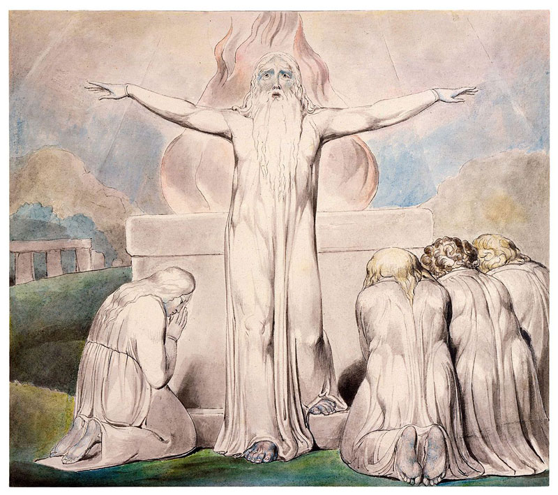 William Blake, The Book of Job - The Culturium