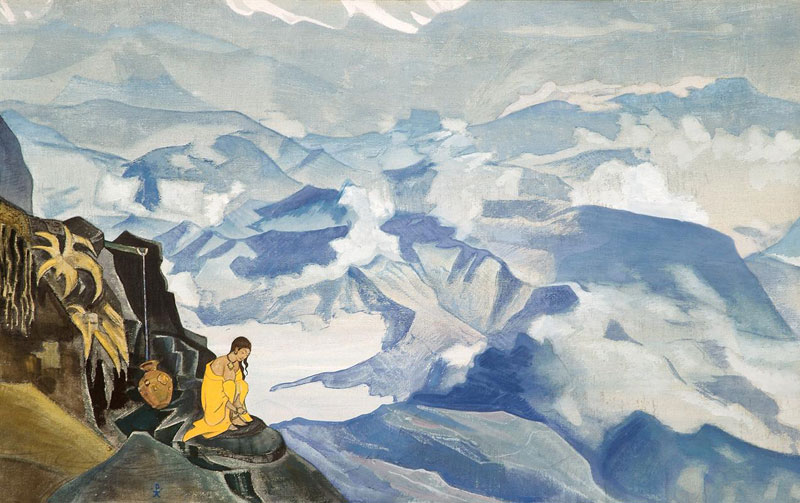 Nicholas Roerich, Drops of LIfe - The Culturium