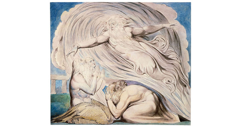 Eric Nicholson: William Blake's Vision of the Book of Job