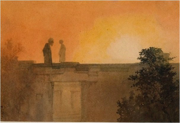 Abanindranath Tagore, Twilight - The Culturium