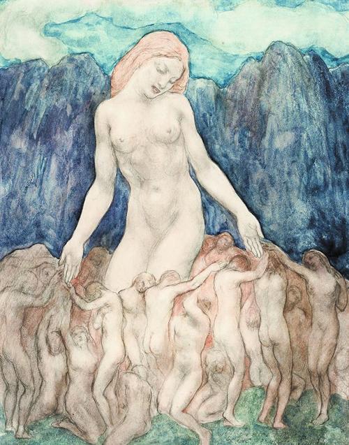 Kahlil Gibran Poet Painter Prophet The Culturium