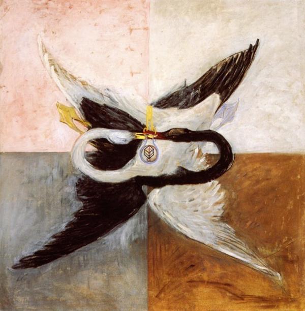 Hilma af Klint, Swans - The Culturium