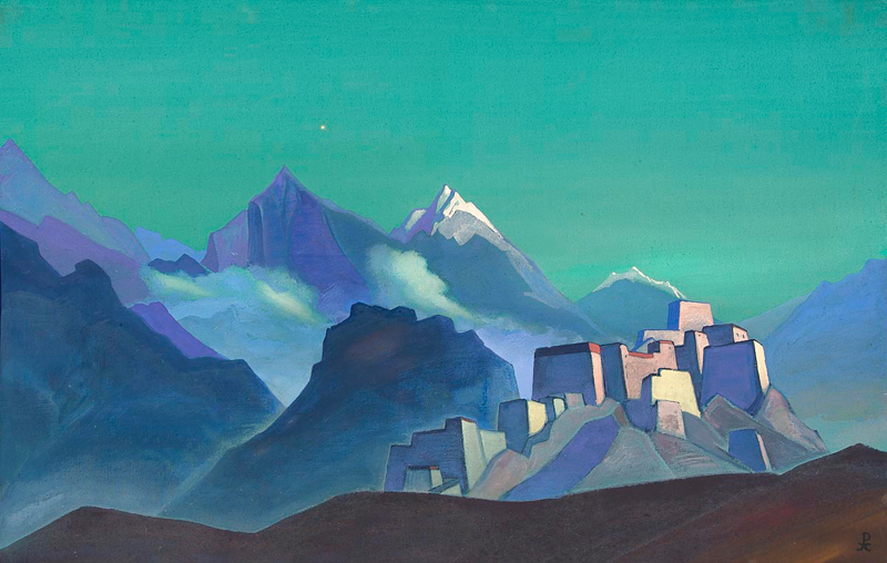 Nicholas Roerich, Star of the Morning - The Culturium