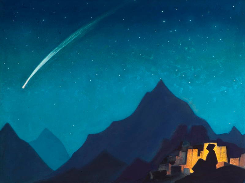 Nicholas Roerich, Star of the Hero - The Culturium