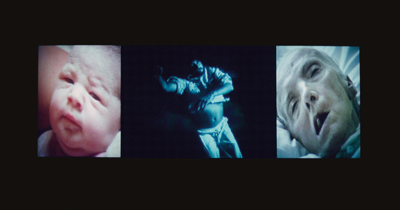 Bill Viola & Michelangelo: Life Death Rebirth