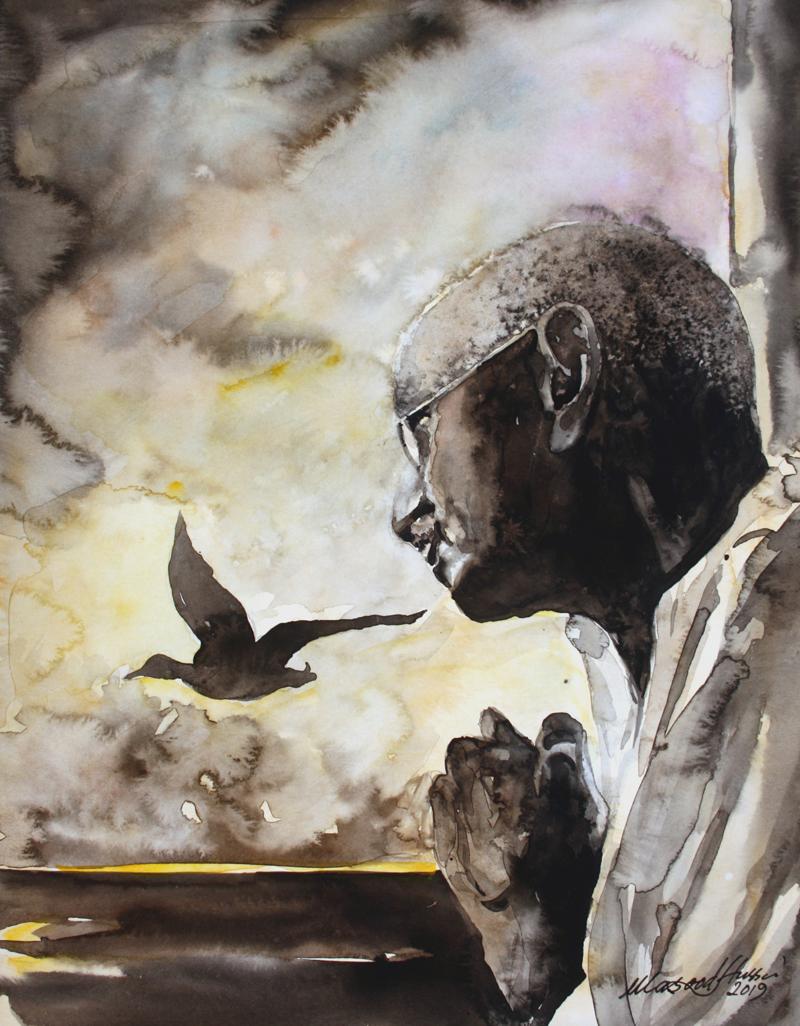 Masood Hussain, Masood Hussain - The Culturium
