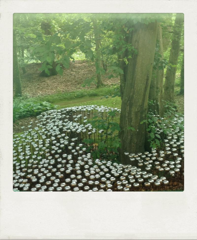 Paula Marvelly, Hannah Peschar Sculpture Garden - The Culturium