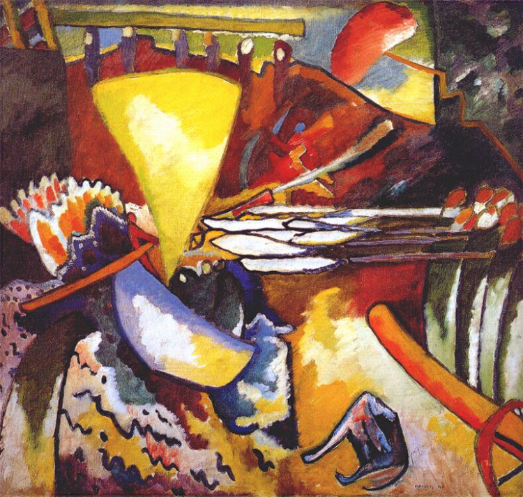 Wassily Kandinsky, Improvisation - The Culturium