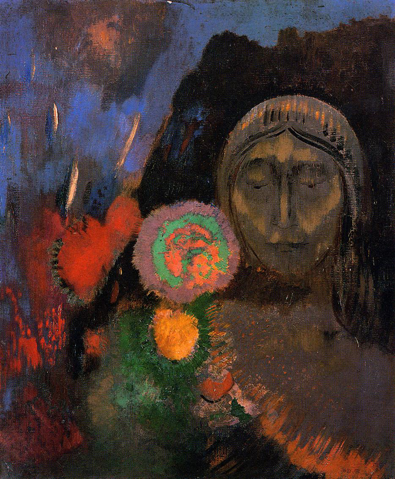 Odilon Redon, Still Life: The Dream - The Culturium