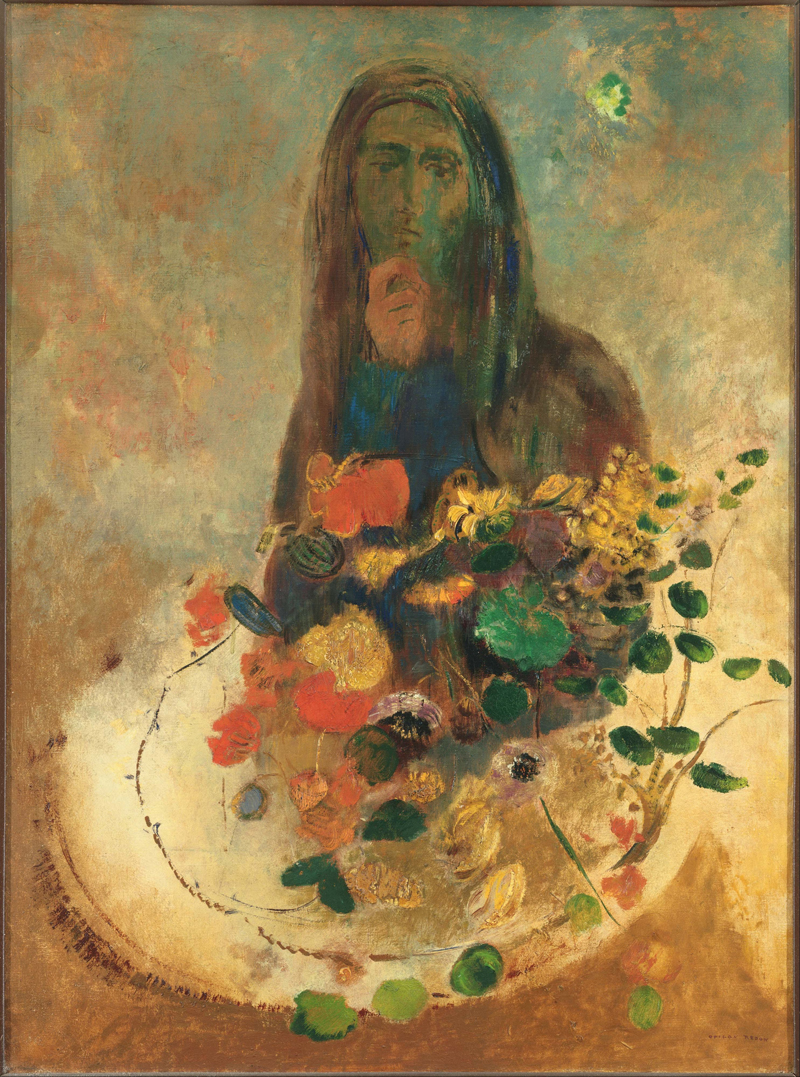 Odilon Redon, Mystery - The Culturium