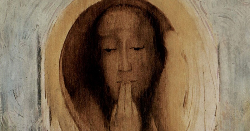 Odilon Redon, Silence - The Culturium