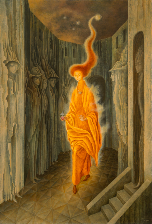 Remedios Varo, The Call - The Culturium