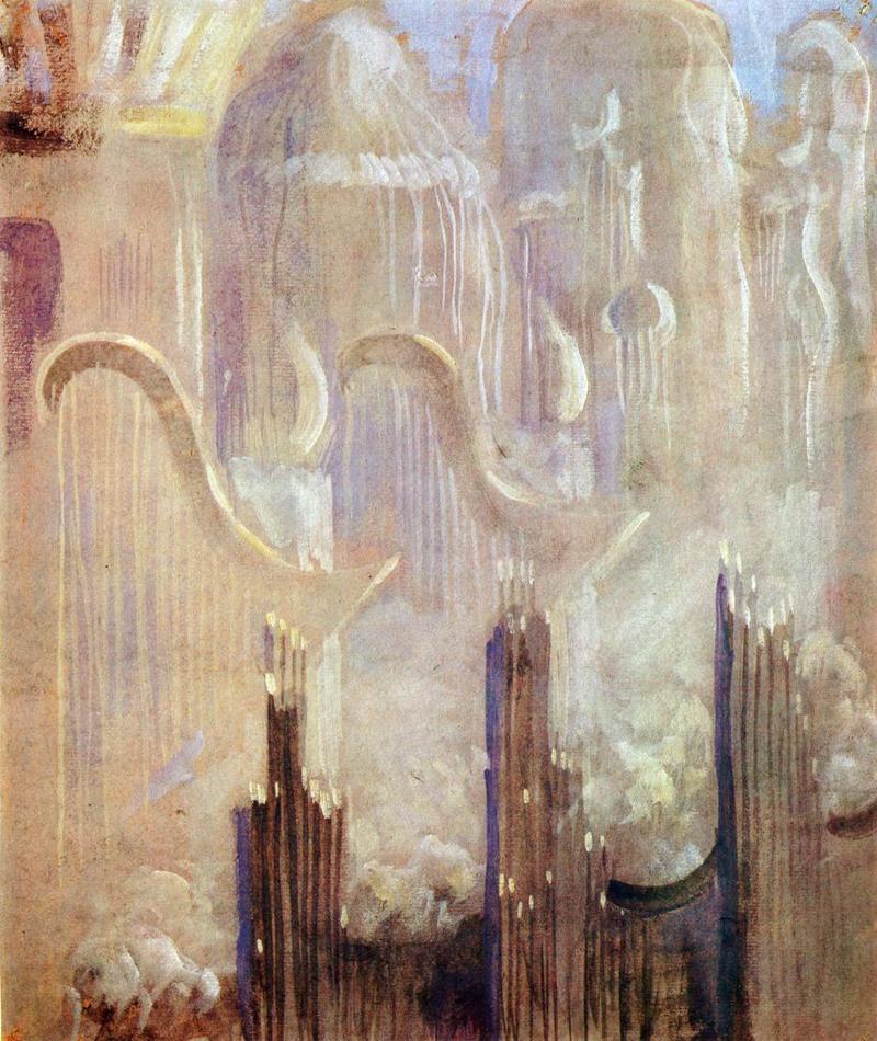Mikalojus Konstantinas Čiurlionis, Creation of the World, XI - The Culturium