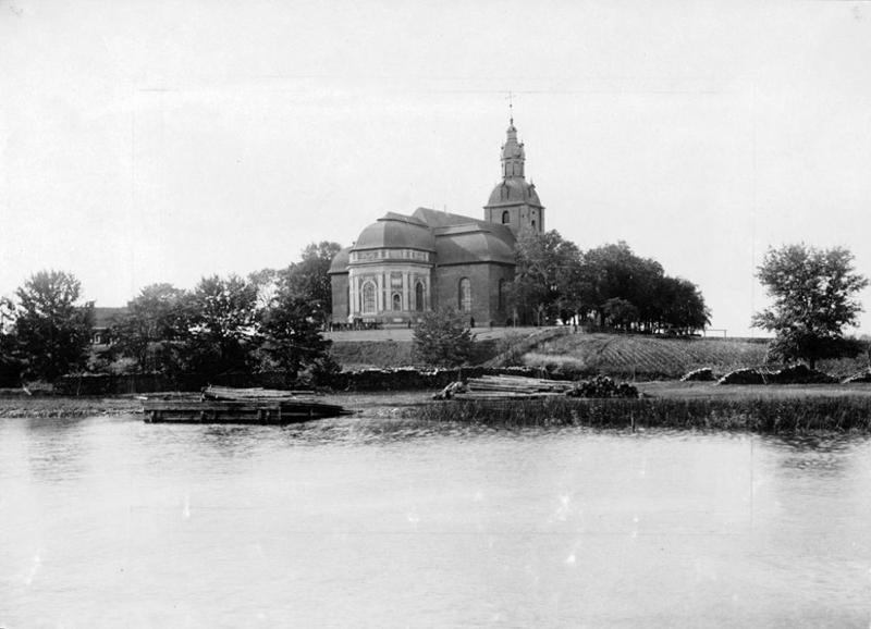 Askersund Country Church, Närke, Sweden - The Culturium