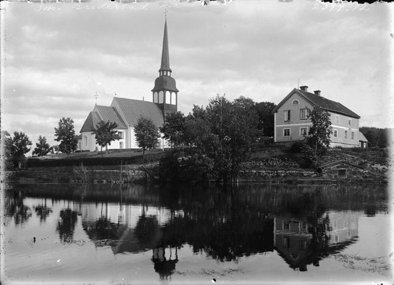 Bredestad Church, Småland, Sweden - The Culturium