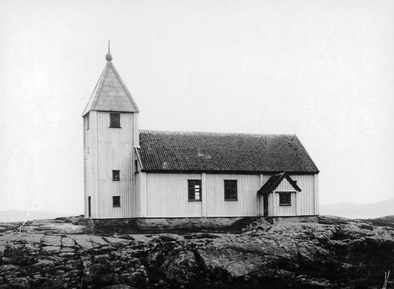 Klädesholmen Church, Bohuslän, Sweden - The Culturium