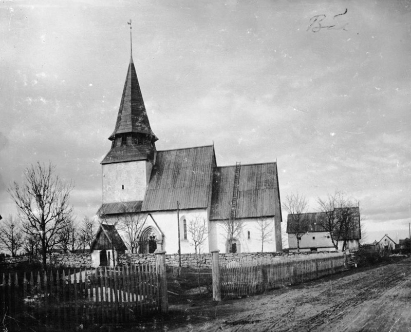Bäl Church, Gotland, Sweden - The Culturium