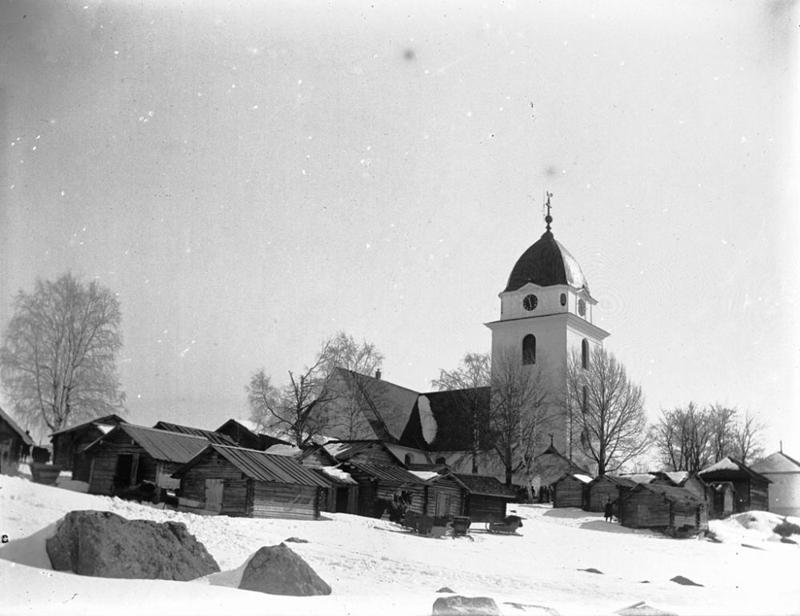 Rättvik Church, Dalarna, Sweden - The Culturium