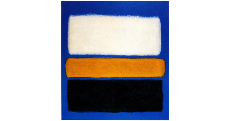 Mark Rothko, No.16 - The Culturium