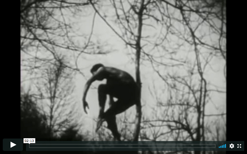 Maya Deren, Study in Choreography for Camera - The Culturium