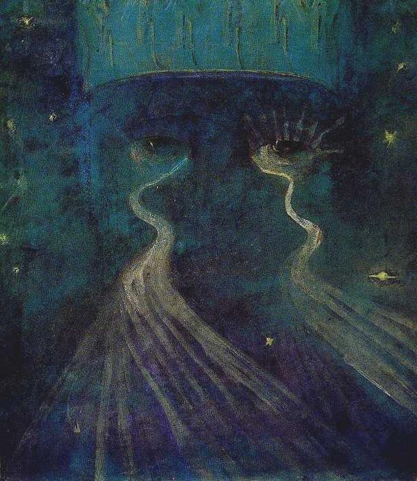 Mikalojus Konstantinas Čiurlionis, Eternity - The Culturium