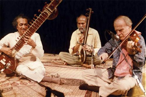 Ravi Shankar, Harihar Rao & Yehudi Menuhin - The Culturium