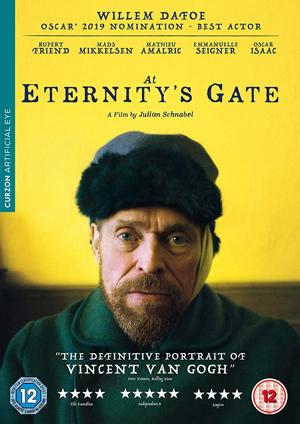 Julian Schnabel, At Eternity's Gate - The Culturium