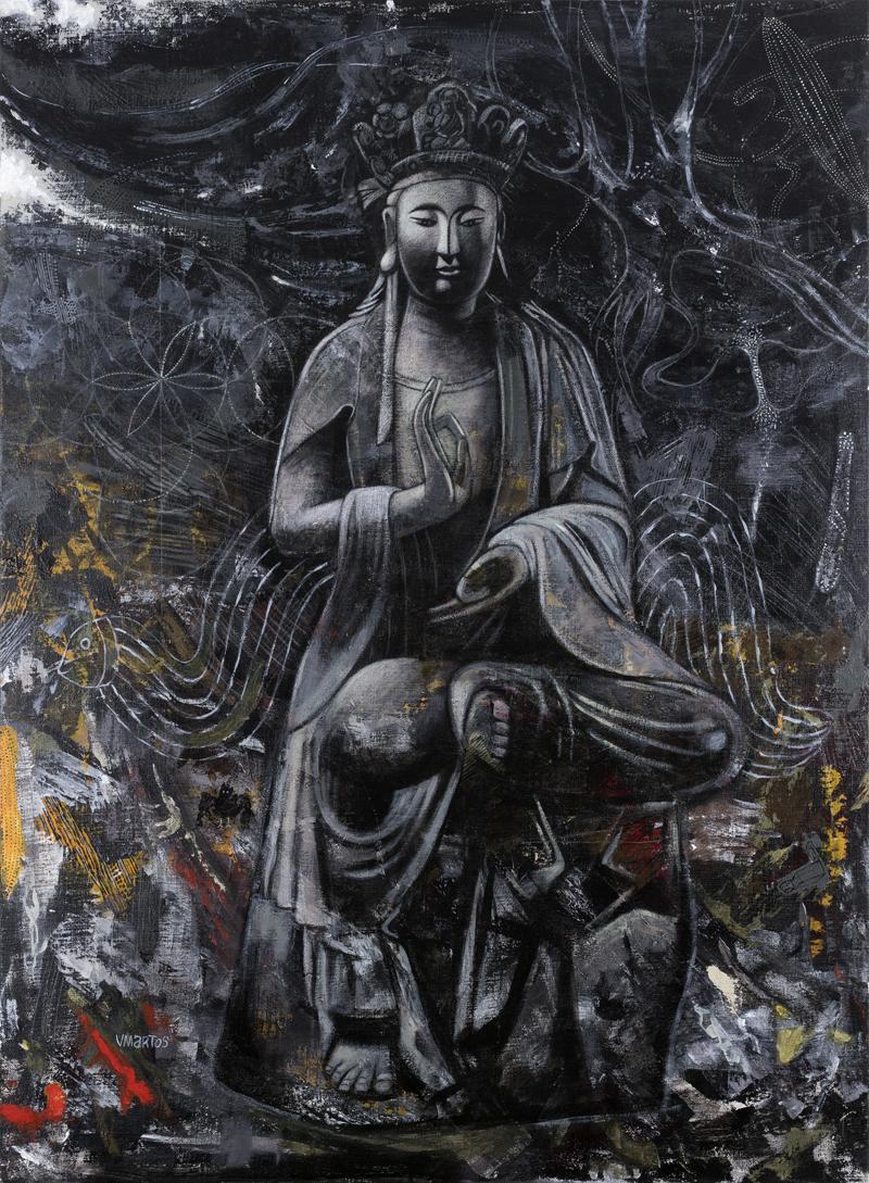 Victoria Martos, Bodhisattva - The Culturium