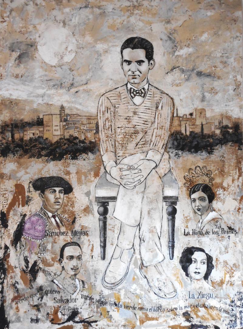 Victoria Martos, Federico García Lorca - The Culturium