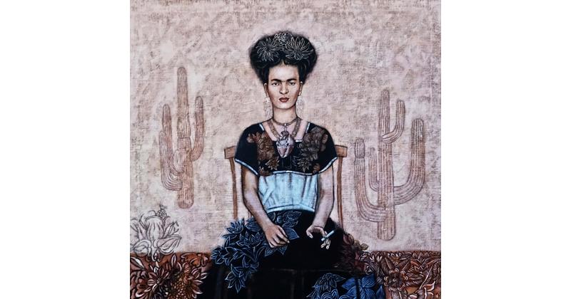 Victoria Martos, Frida Kahlo - The Culturium