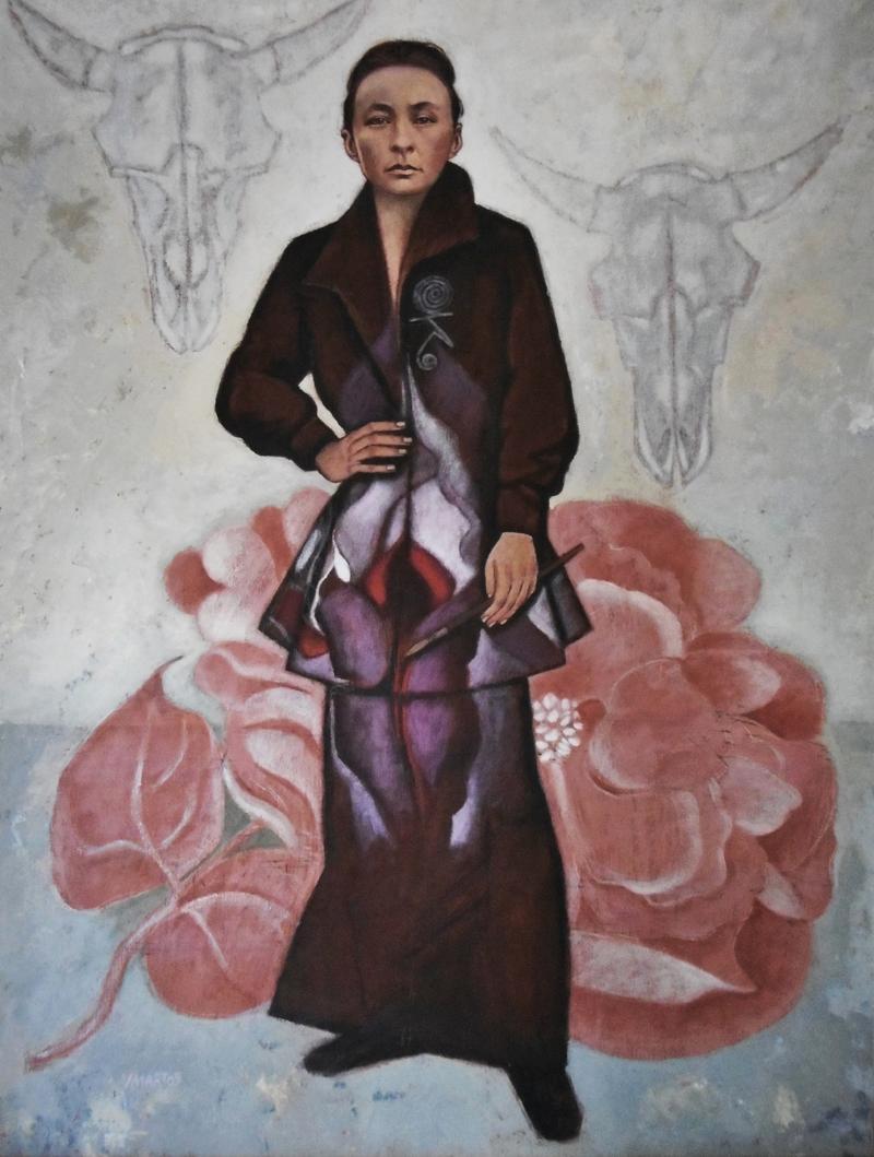 Victoria Martos, Georgia O'Keeffe - The Culturium