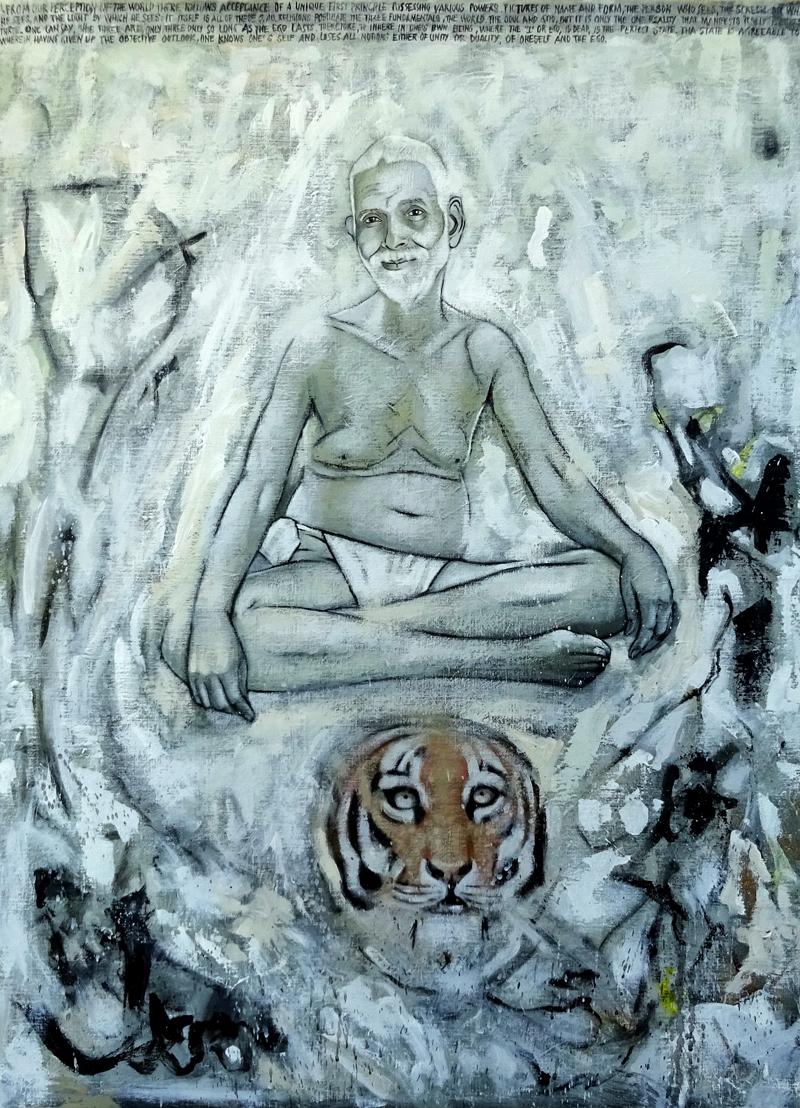 Victoria Martos, Sri Ramana Maharshi - The Culturium