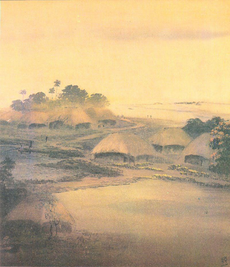 Gaganendranath Tagore, Autumn - The Culturium