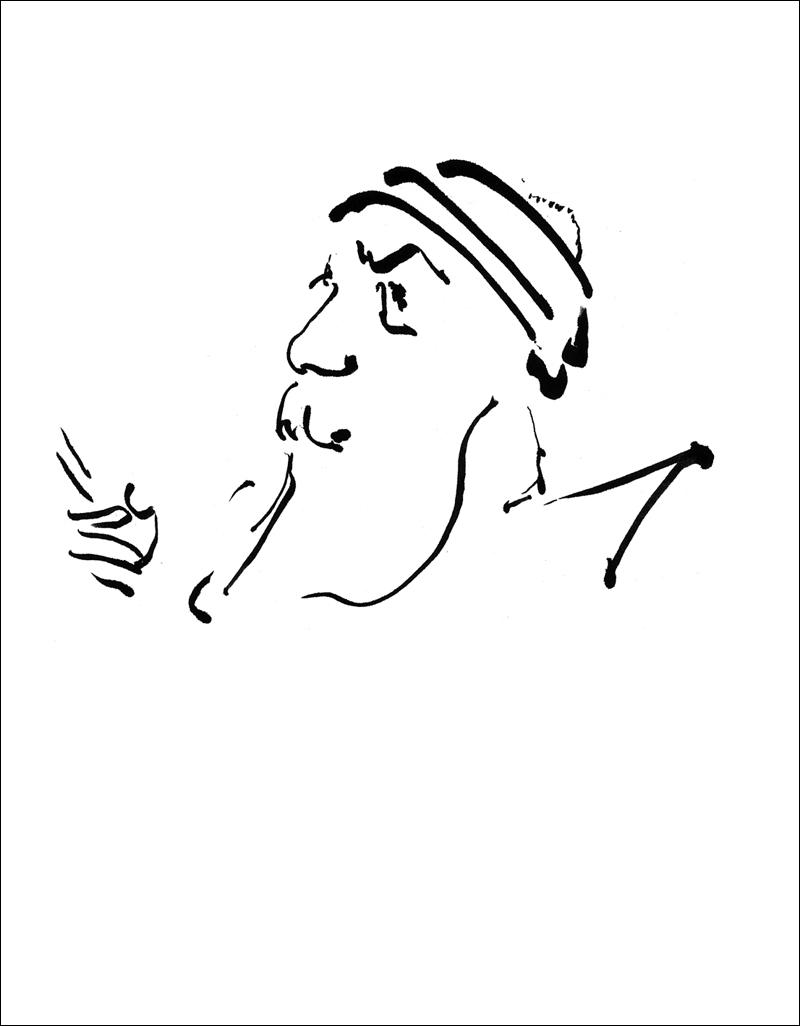 Rashid Maxwell, Osho - The Culturium