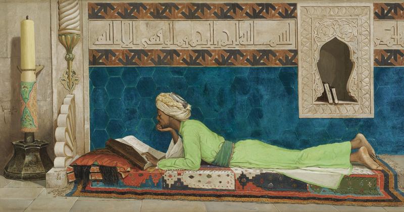 Osman Hamdi Bey, Scholar - The Culturium
