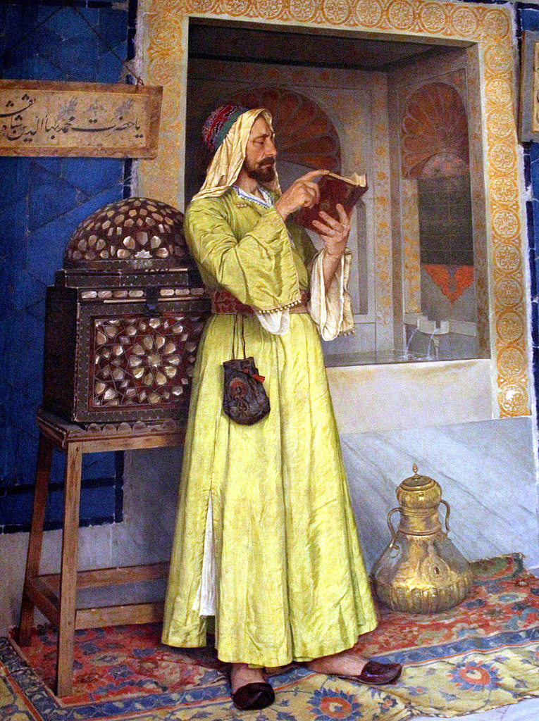 Osman Hamdi Bey, The Fountain of Youth - The Culturium