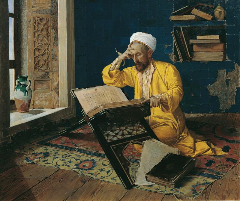 Osman Hamdi Bey, Theologian - The Culturium